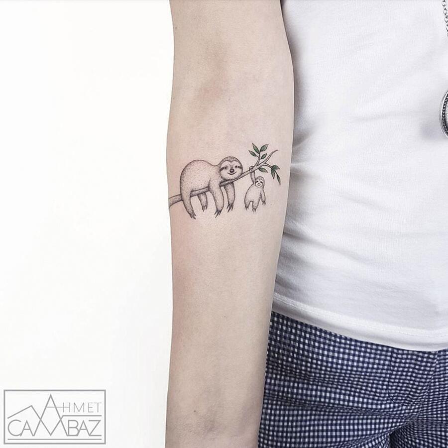 Estremamente Tatuaggi Minimalisti Ahmet Cambaz | mio | Pinterest | Tatuaggi  IK74