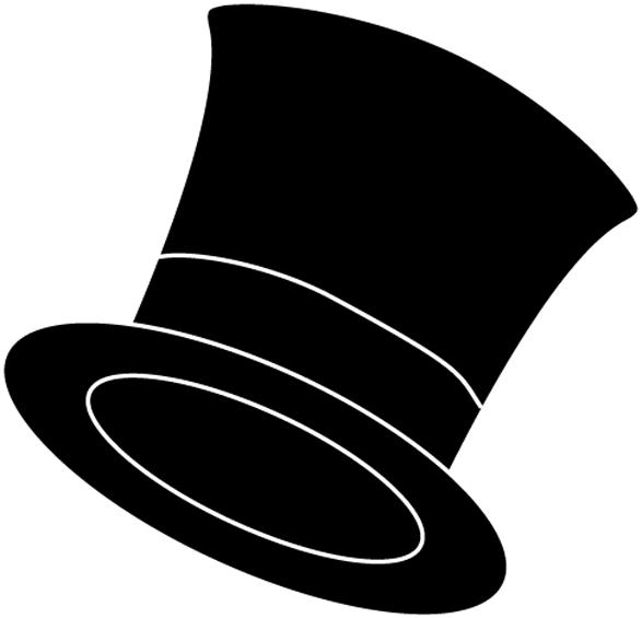clip art of many different types of hats clip art snowman and rh pinterest com au snowman hat clipart free snowman top hat clipart