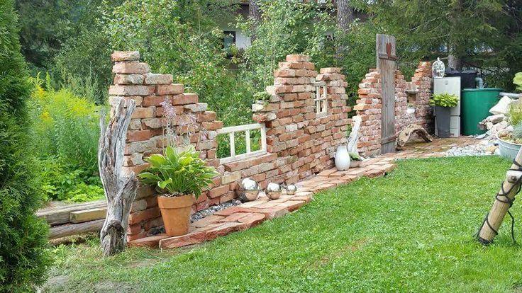 Moderner Sichtschutz für den Garten Gartenideen