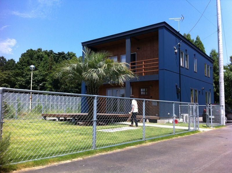 我が家の金網フェンスのこと Bessオーナー Blogサーキット Bob 住宅 外観 ベスの家 エクステリア