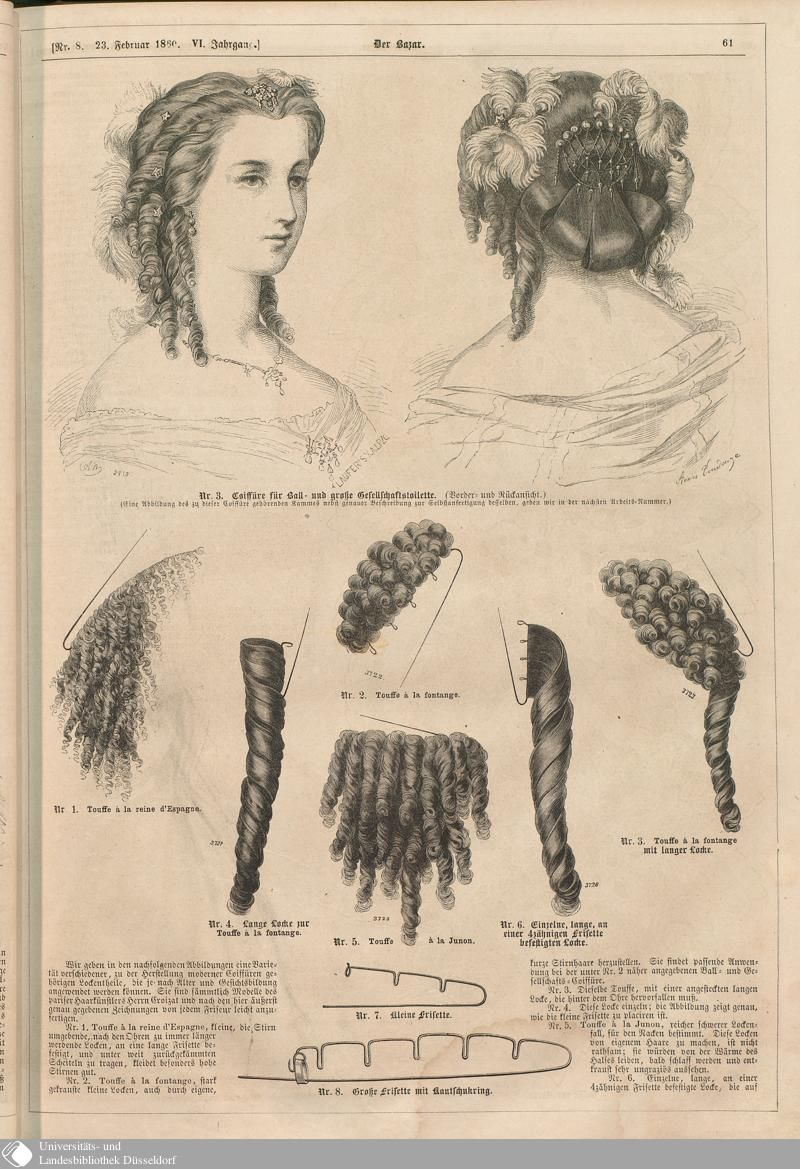 Frisuren 19 Jahrhundert Hair Pinterest Hair Hair Styles And