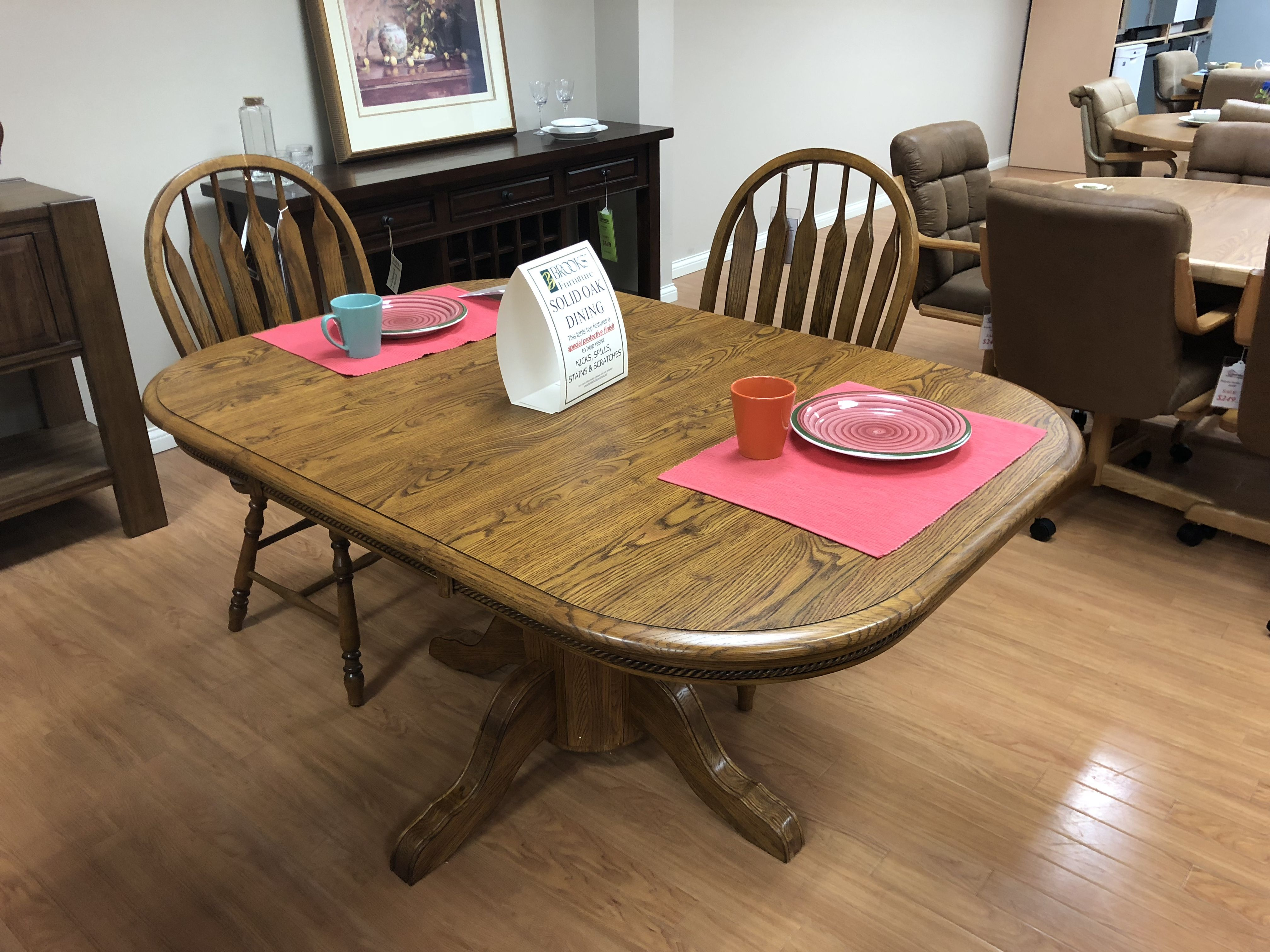 You Dont Have To Sit Around The Same Old Table This Thanksgiving We Many Dining Sets In Stock And Ready For Delivery Come Today Pick Out