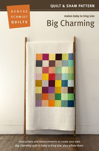 Brewer Pattern | Big Charming – The Cloth Pocket | Quilts ... : pocket quilt pattern - Adamdwight.com
