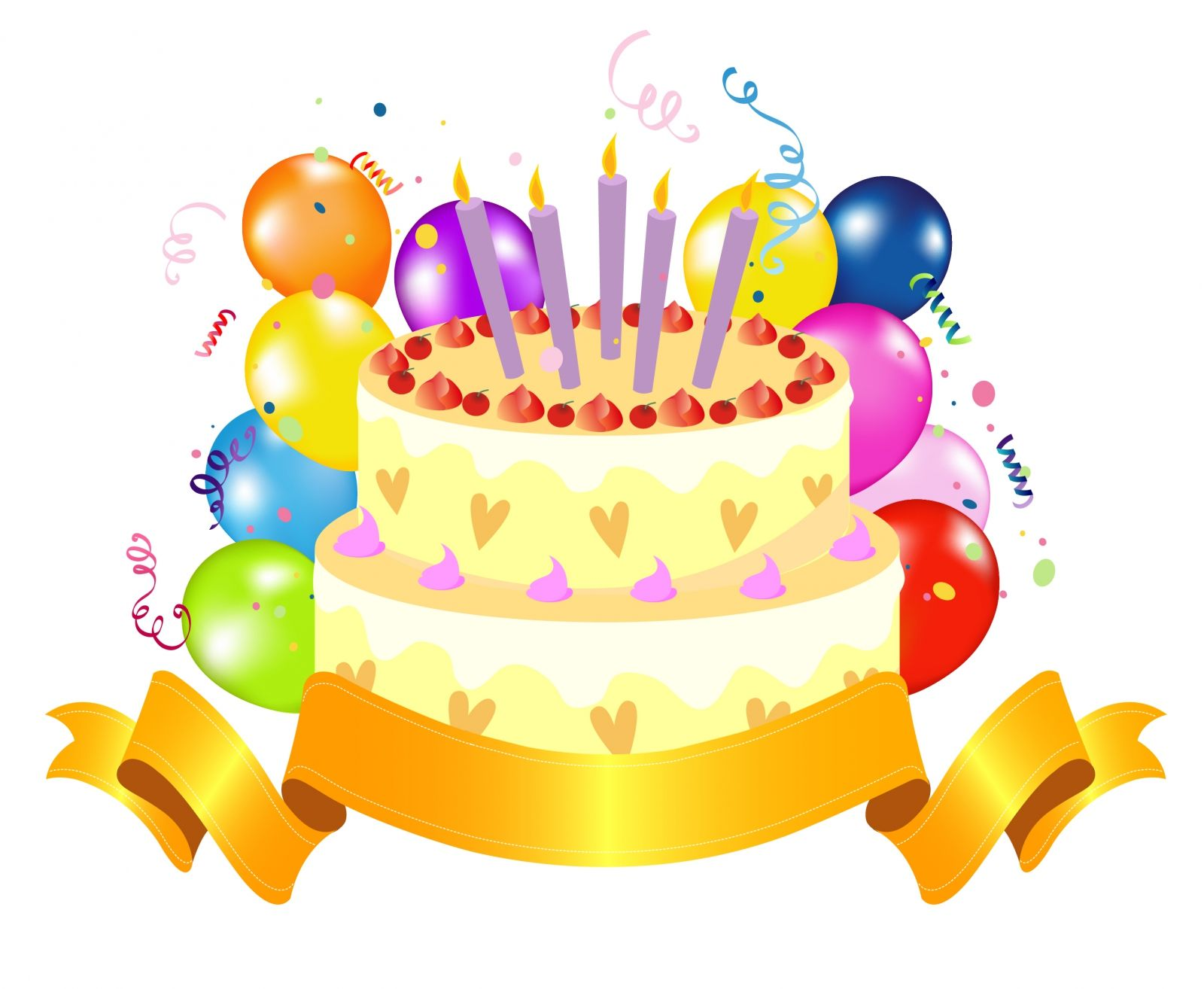 Astounding Free Vector Birthday Cake Graphic Available For Free Download At Funny Birthday Cards Online Alyptdamsfinfo