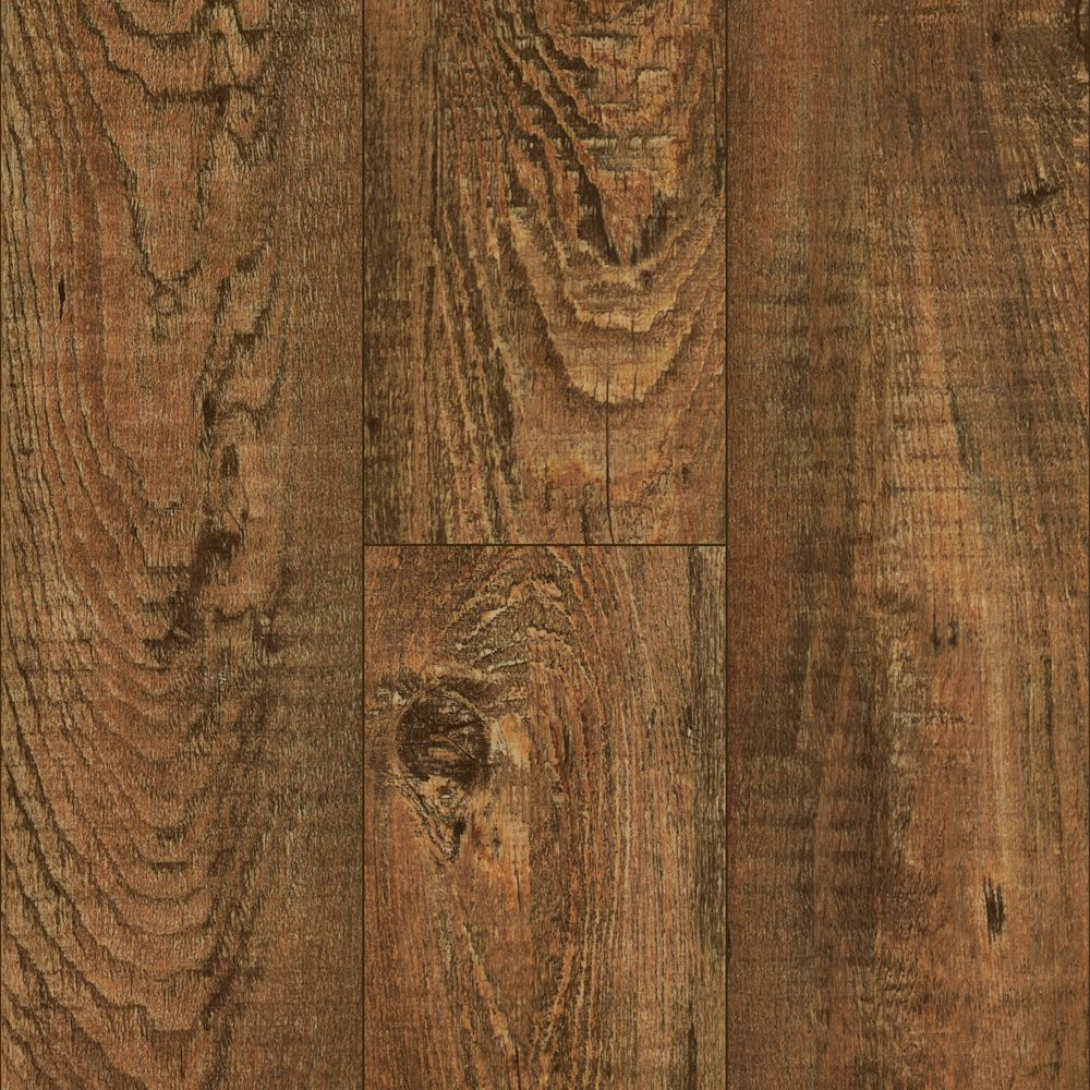 INNOcore WPC Rustic Stonehouse Oak Waterproof Hand Scraped
