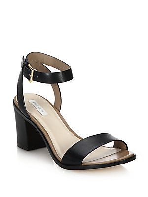 04ea639a319 Cole Haan Cambon Leather Open-Toe Sandals