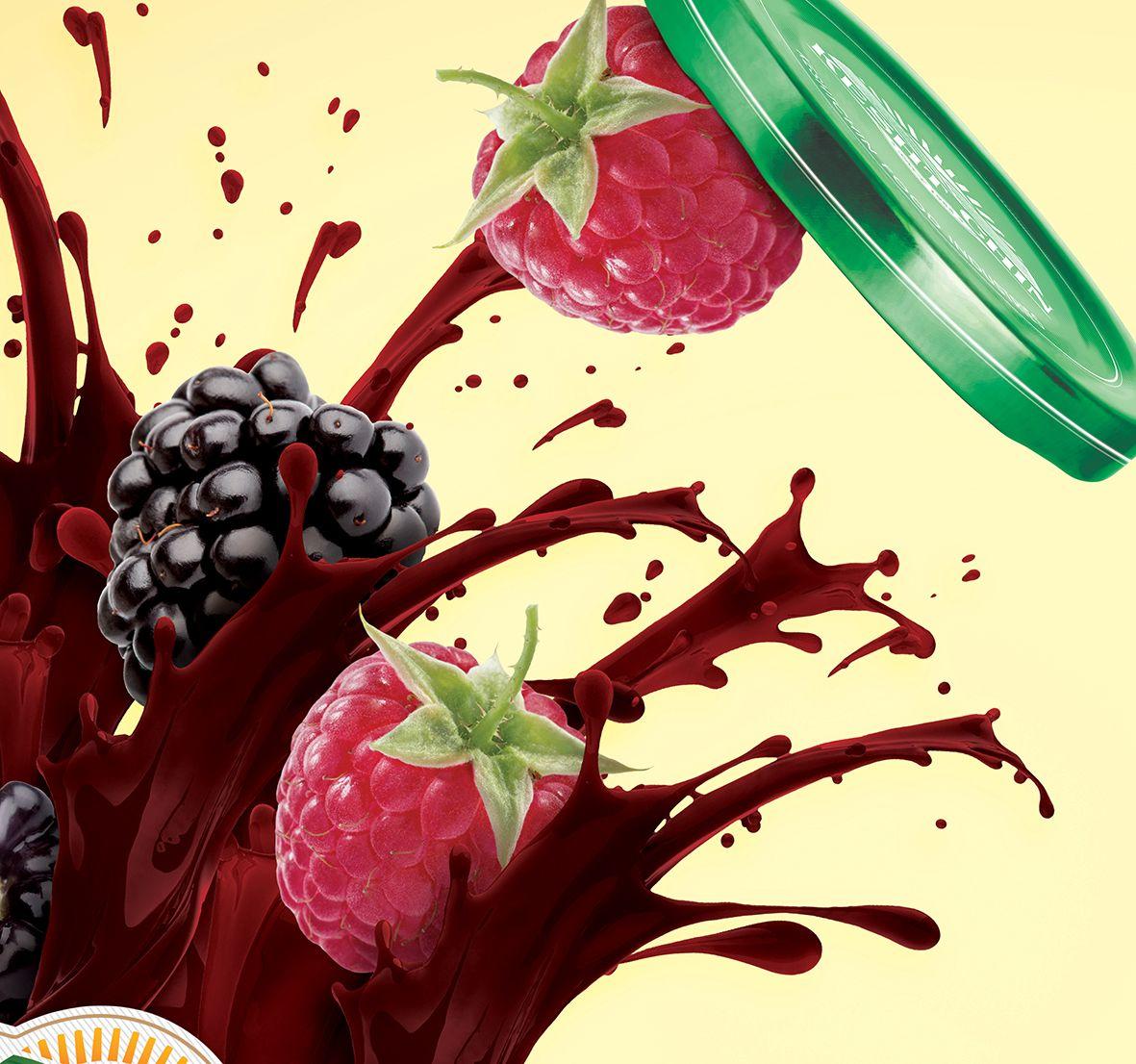 Keshtchin food ads Design on Behance