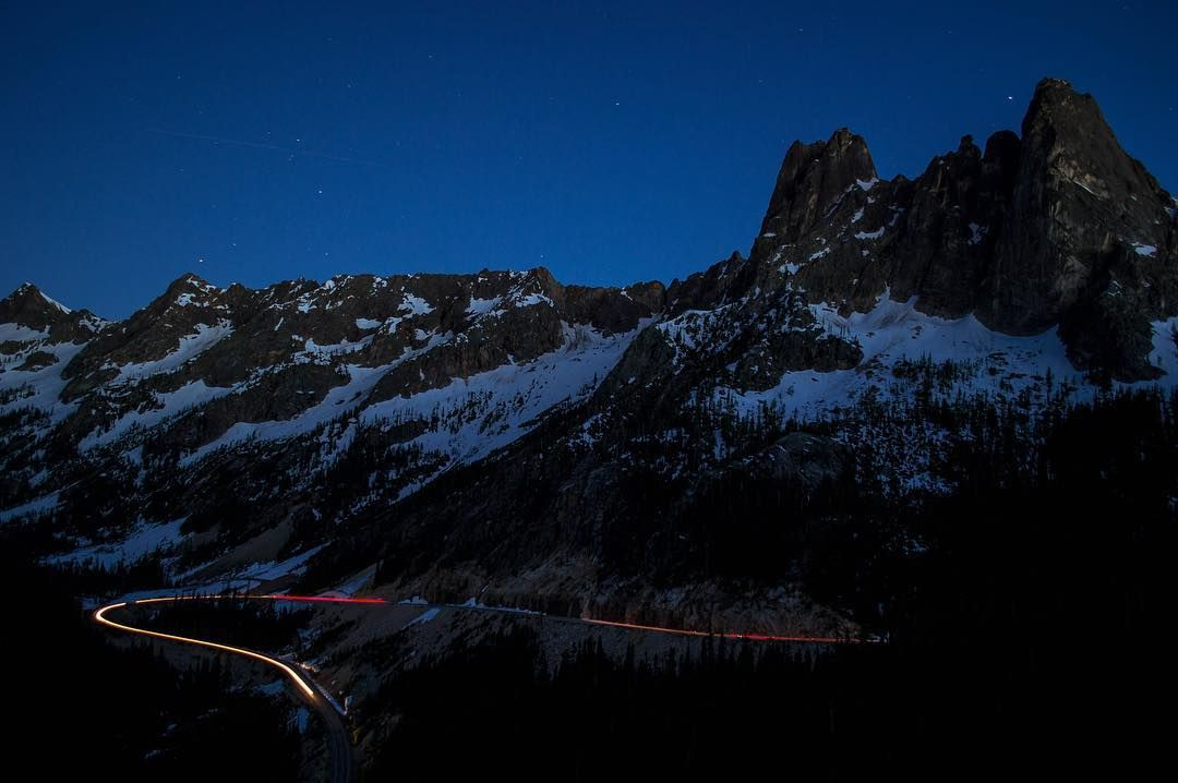 Its about 7 months away but I am already so excited for round 2 of night photography with the North Cascades Institute at Artist Point on Mt. Baker! Im thinking Ill take a long weekend and rent a condo in Glacier to do some more photography around the area     #washingtonpass #libertybellmountain #libertybell #mountain #nightphotography #lighttrails #optoutside #justgoshoot #nci #hike #pnw #pnwcompass #pnwonderland #pnwdiscovered #cascadiaexplored #livewashington #wanderwashington…