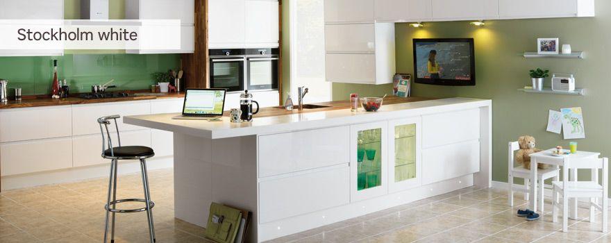 Stockholm White  Amazing Kitchen Island  Pinterest  Stockholm Interesting Designer Kitchens For Sale Design Ideas