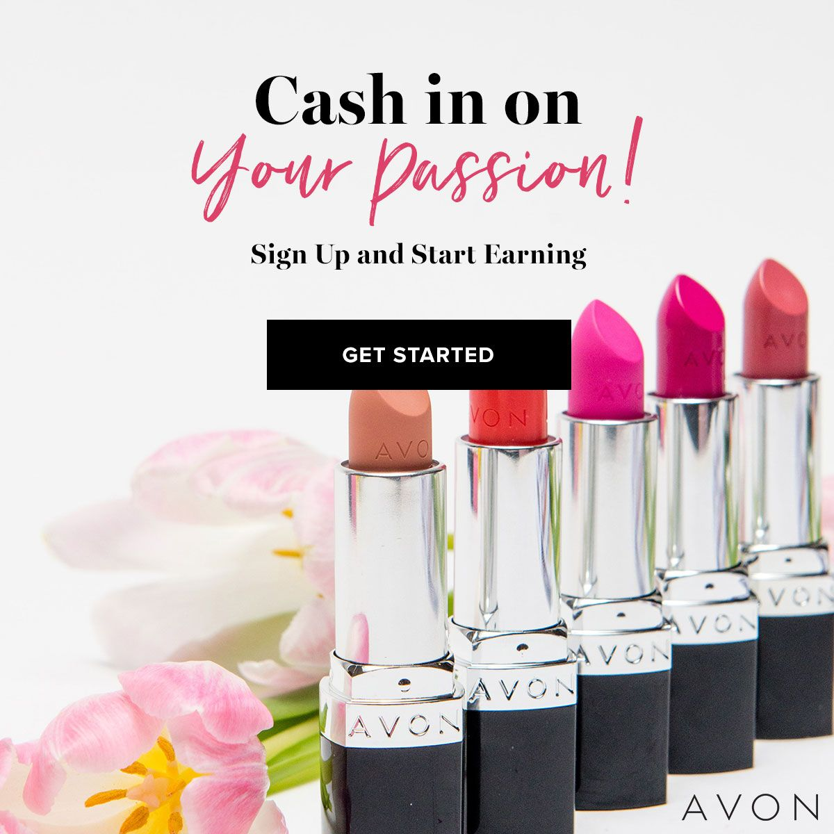 Make Beauty Your Business Selling Avon