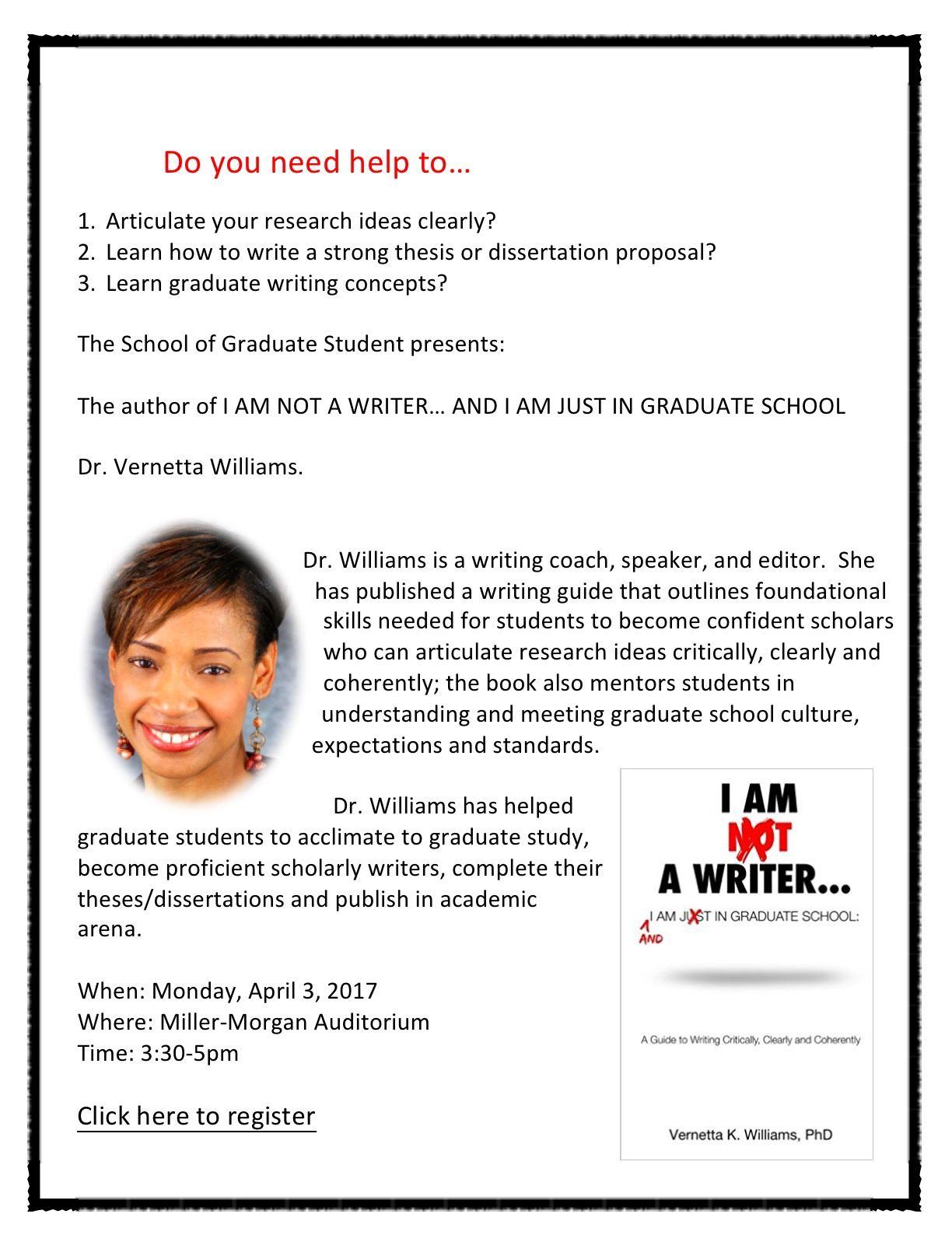 Nccu Graduatestudent Writing Workshop