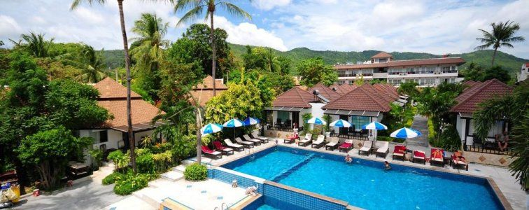 فندق منتجع شاوينغ كوف رحلات تايلاند Outdoor Thai Travel Outdoor Decor