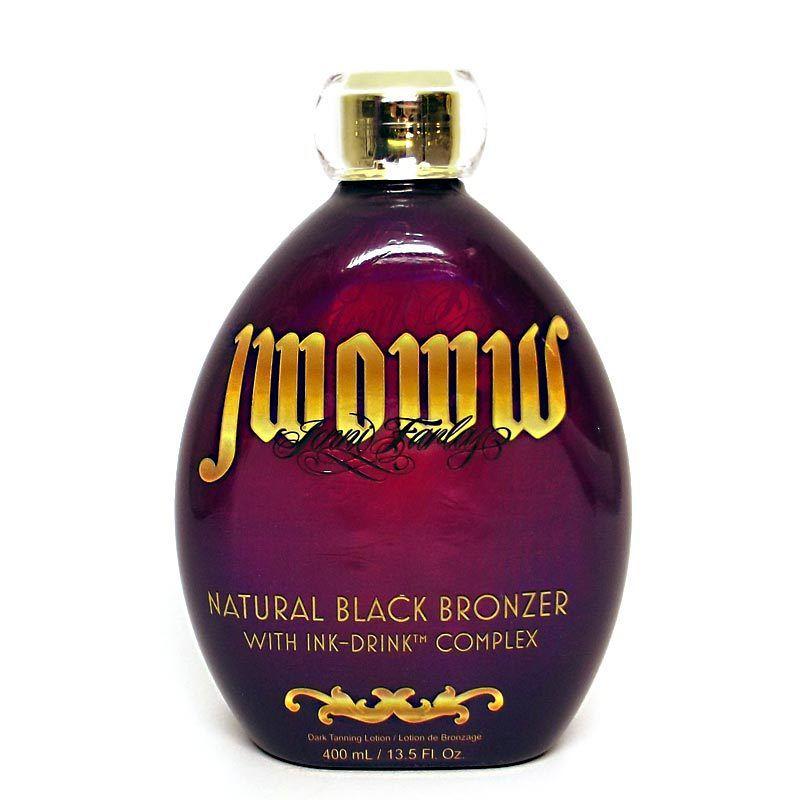 JWOWW NATURAL BLACK BRONZER 13.5 oz. Indoor tanning