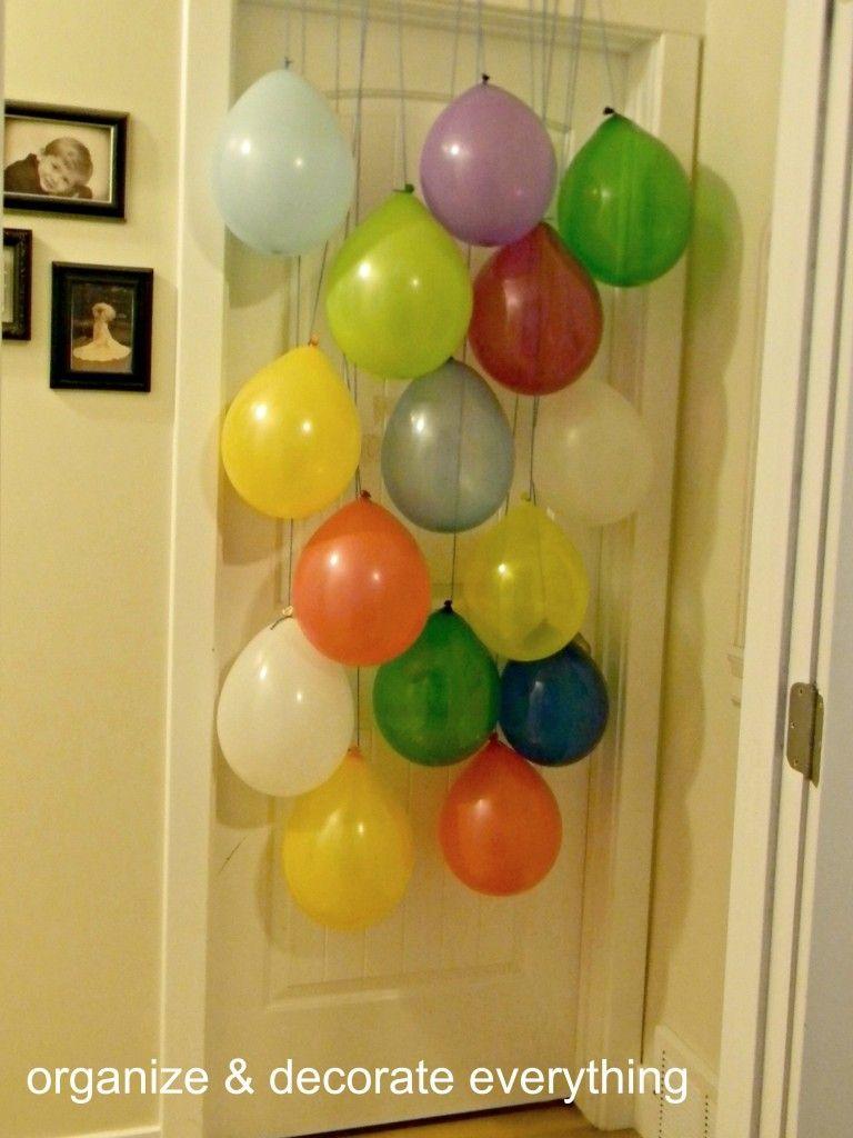 Birthday money balloons birthday balloon surprise