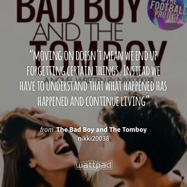 The Bad Boy and The Tomboy - Chapter Seventy Two [Part Two