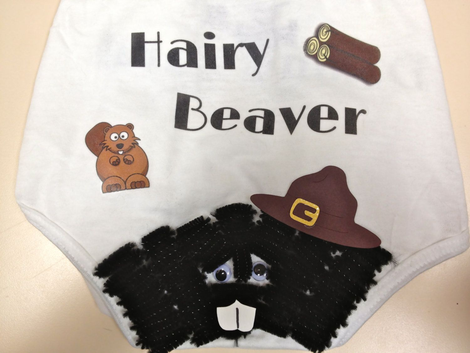 Hairy Beaver- Bachelorette, Bridal, Hen, Anniversary and Birthday ...
