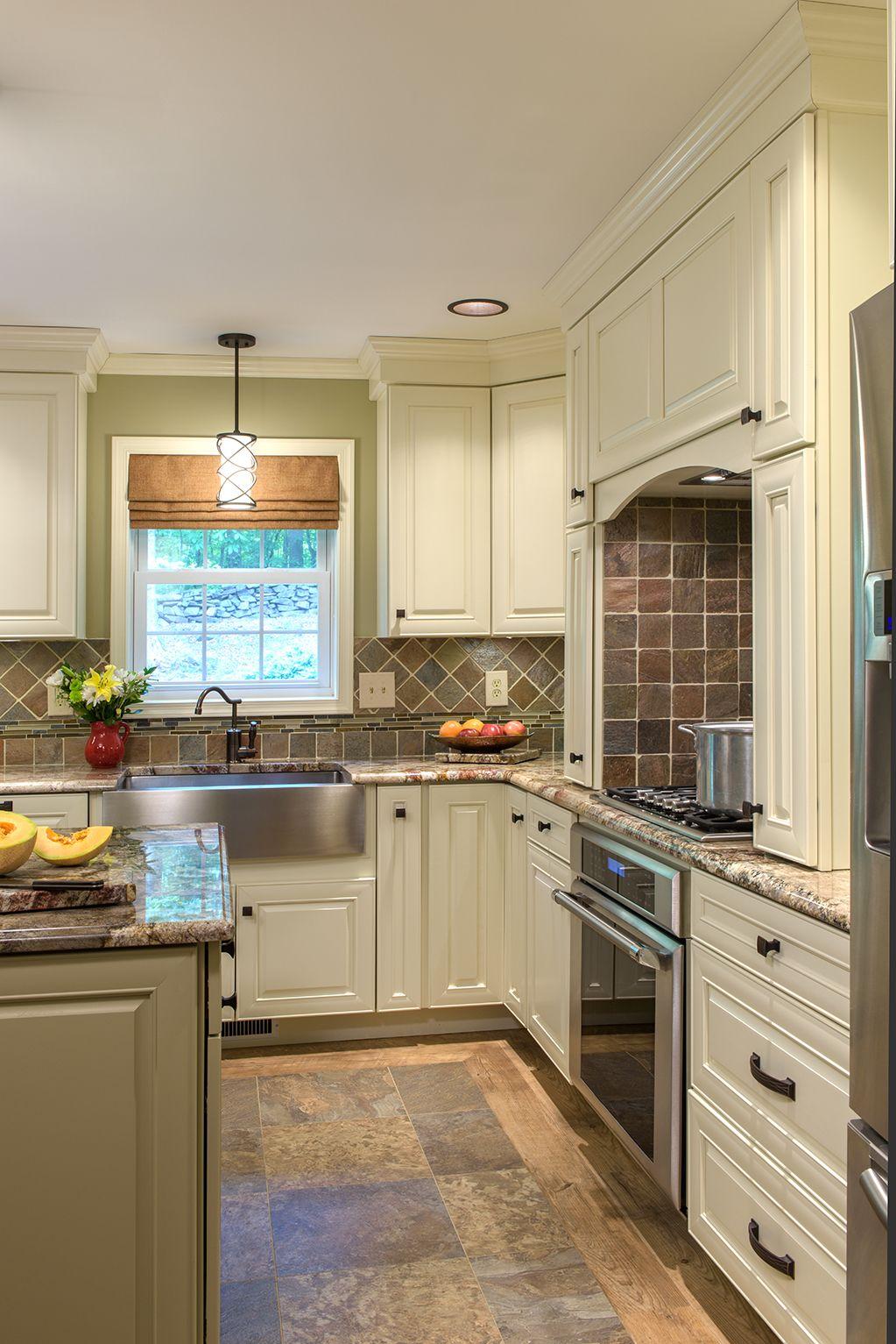 Wolf Designer Cabinets Create A Custom Farmhouse Kitchen