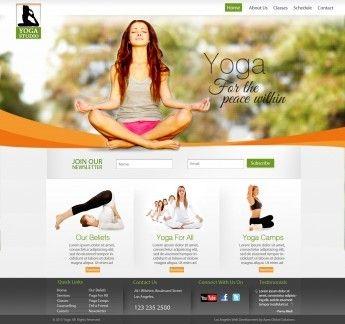Pin By My Best Studio On Yoga Studio Website Design Yoga Studio Website Yoga Sites Beautiful Website Design