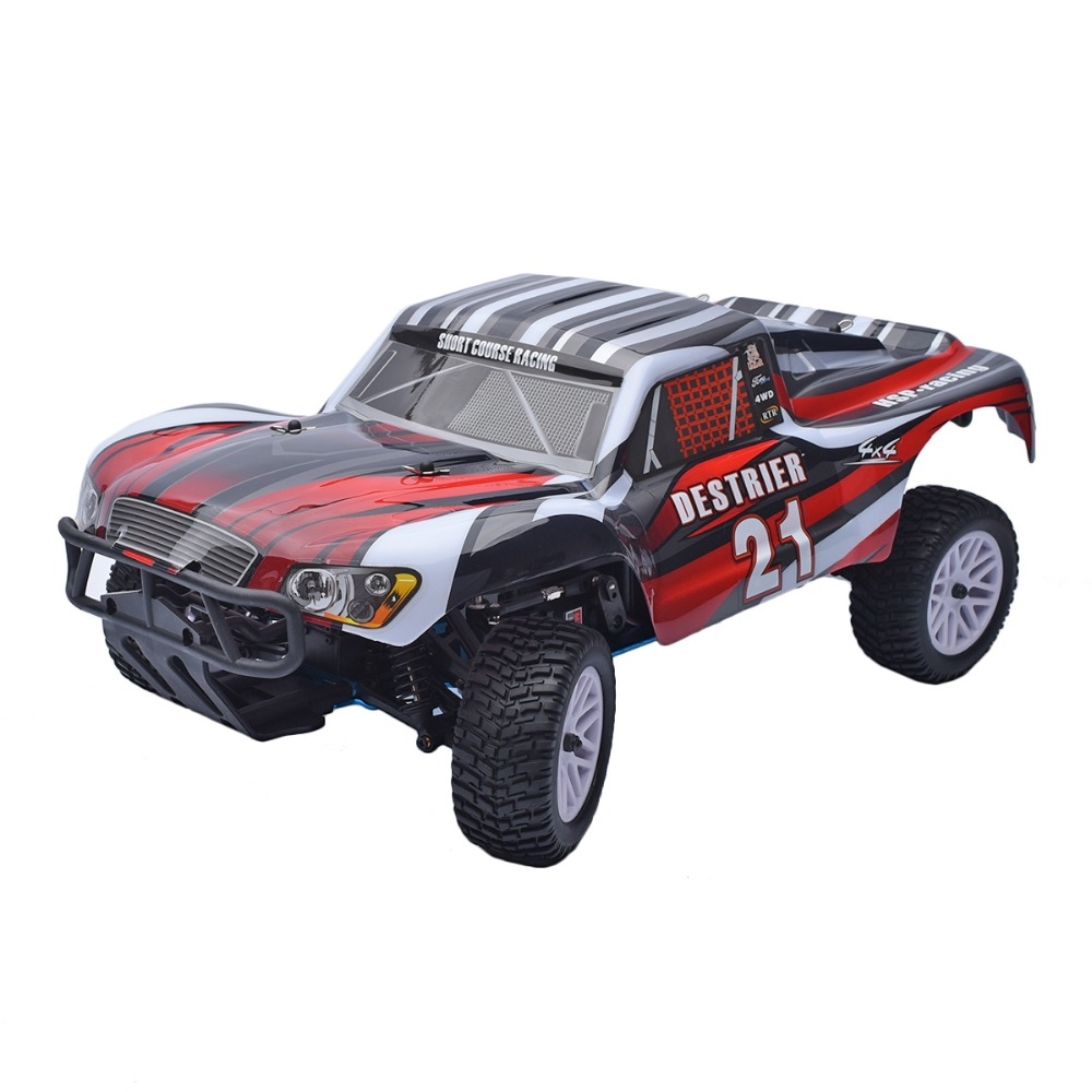 218.90$  Watch here - http://alidlm.worldwells.pw/go.php?t=32674174439 - HSP 1/10 Scale 2.4GHz RTR 18cxp Nitro / Gas 4WD Radio Remote Control RC Short Course Truck 94155 218.90$