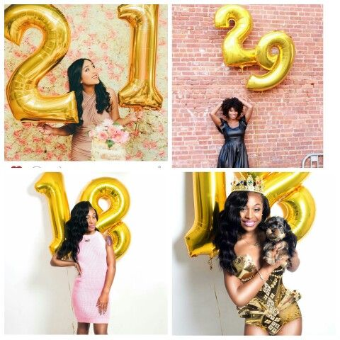 i gotta have a photoshoot with numbers 21st birthday blowout pinterest geburtstag. Black Bedroom Furniture Sets. Home Design Ideas