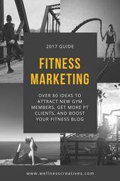 #FitnessMarketingIdeen #Kundenbindung #Markenbe #Steigerung #Umsatz #und #von #zur 25 Fitness-Market...