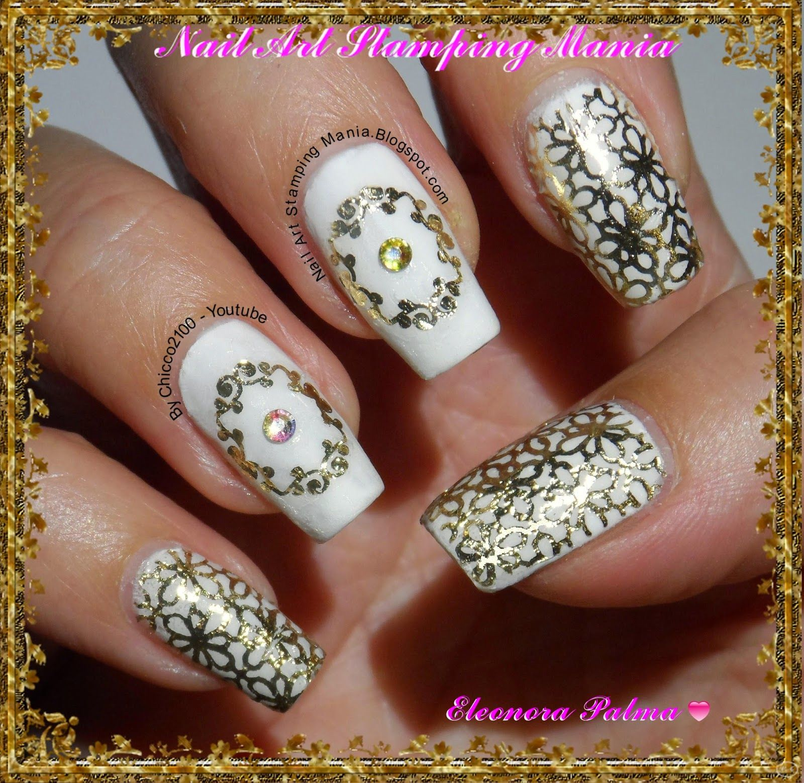 Nail Art Designs Tutorial Youtube: Pin By ~Sharlotte Sometimes~ Aka JacquelineThomson On