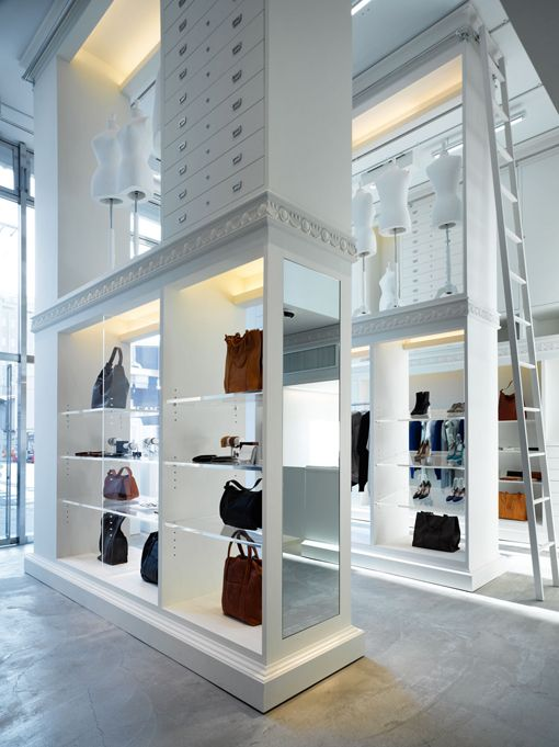 Nagoya Maison Martin Margiela Store Opening Superfuture Store Interiors Shop Interior Design Shop Interiors