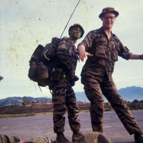 Friday Firepower: Vintage Photos Of Vietnam Force Recon