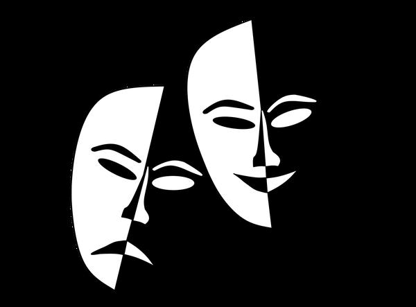 Cosas Que Me Sorprenden De Francia Ii Theatre Masks Art Drama Masks