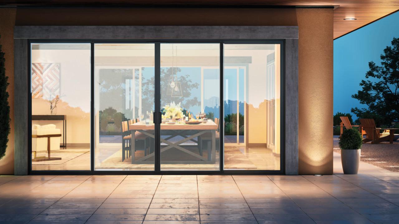 Modern Patio Doors Video Modern Patio Doors Door Glass Design Sliding Doors Exterior