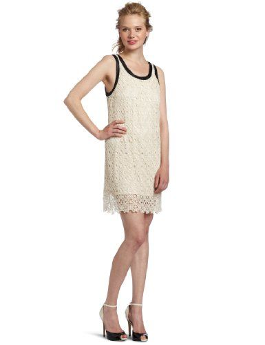 Kensie Women's Geo Floral Lace Dress « Clothing Impulse