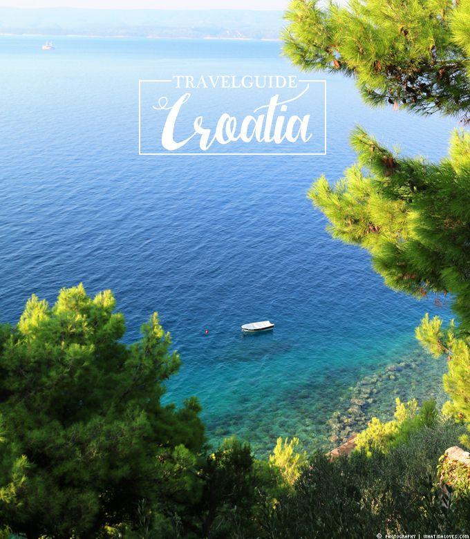 Travelguide Kroatien Dalmatien Kroatien Dalmatien Kroatien