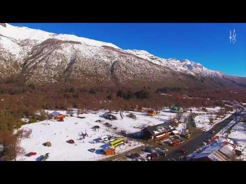 Termas de Chillán, Chile en 4K - YouTube