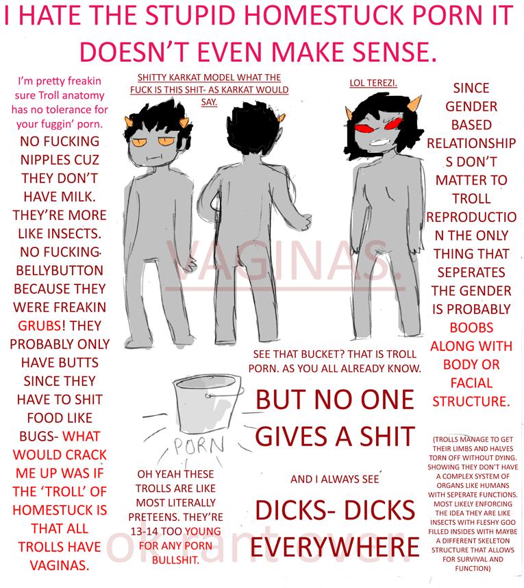 cartoon fuck no - Troll porn is invalid by ~R-dono on deviantART