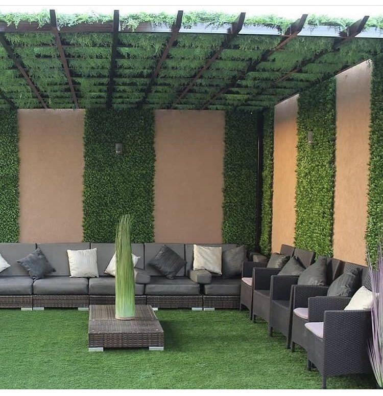Pin By Hilda Velascoy On ديكور Home Garden Design Backyard Patio Designs Outdoor Gardens Design