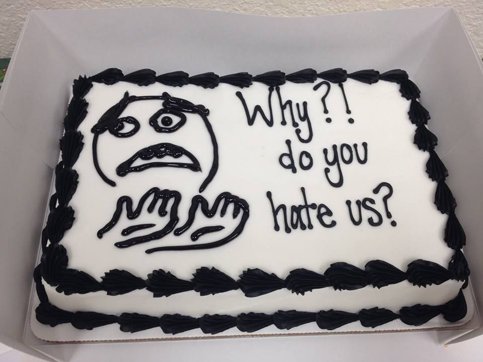 Cake Design Quotes : Funny going away cake! cake ideas Pinterest