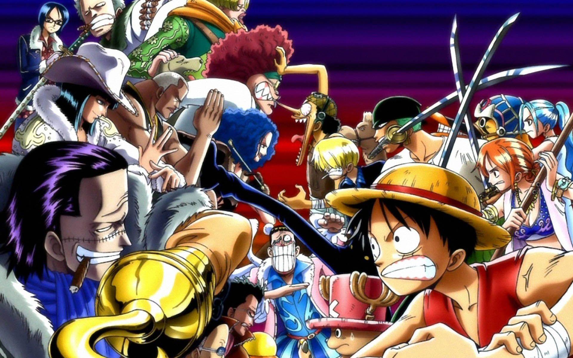 海賊王 線上 One Piece All Characters One Piece Manga One Piece