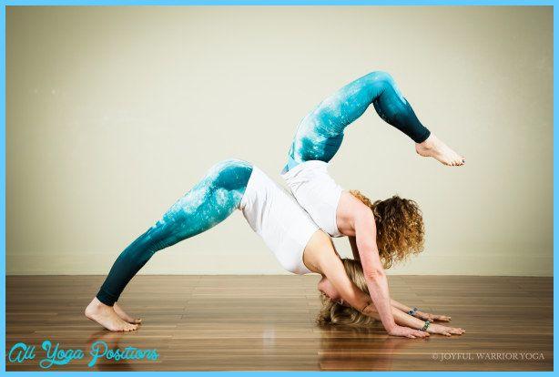 Yoga Poses Challenge