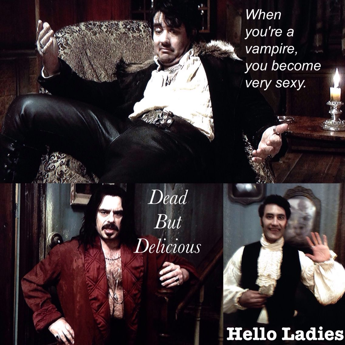 What We Do In The Shadows Whatwedointheshadows Jemaineclement