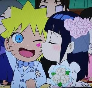 Naruto Wedding Day