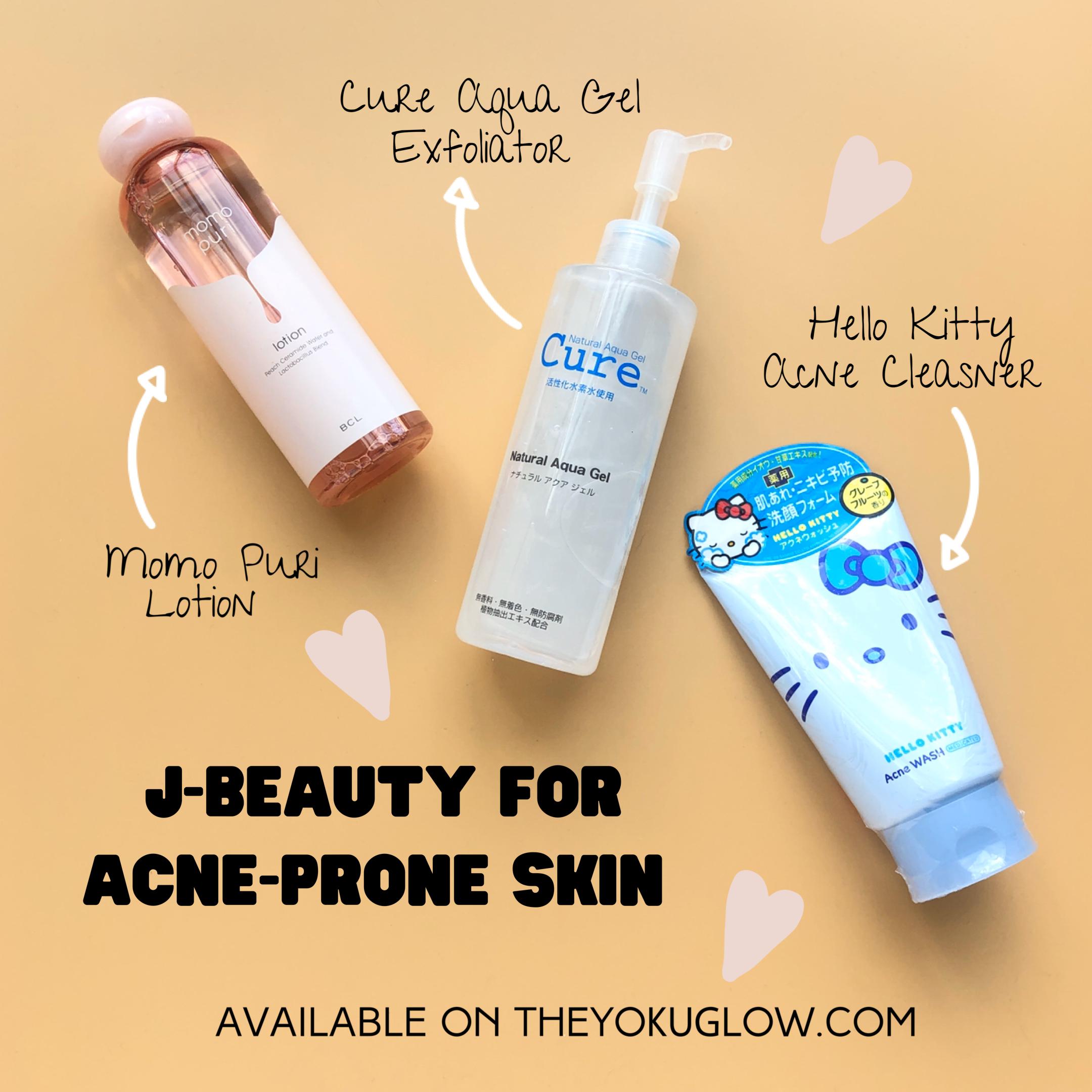 Acne Prone Skin Care Acne Prone Skin Care Japanese Beauty Secrets Japanese Beauty