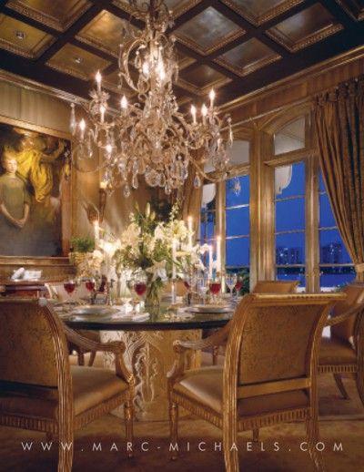Luxury Palm Beach Interior Design Firm Marc Michaels Inc