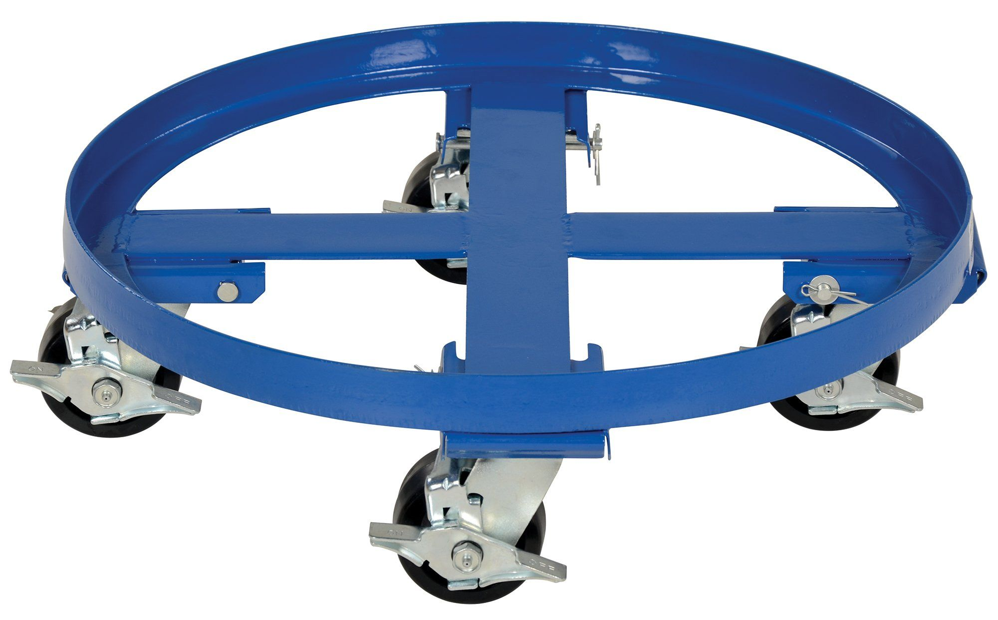 Vestil DRUM HD Heavy Duty Drum Dolly 2000 lbs Capacity