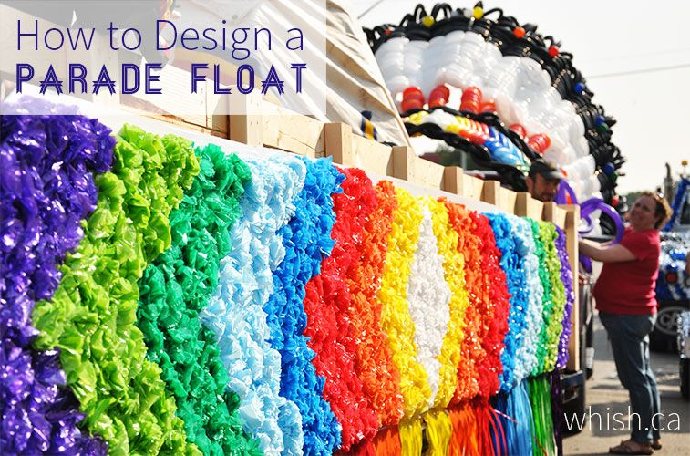 How To Design A Parade Float Whish Ca Greek Rush Cavaliers