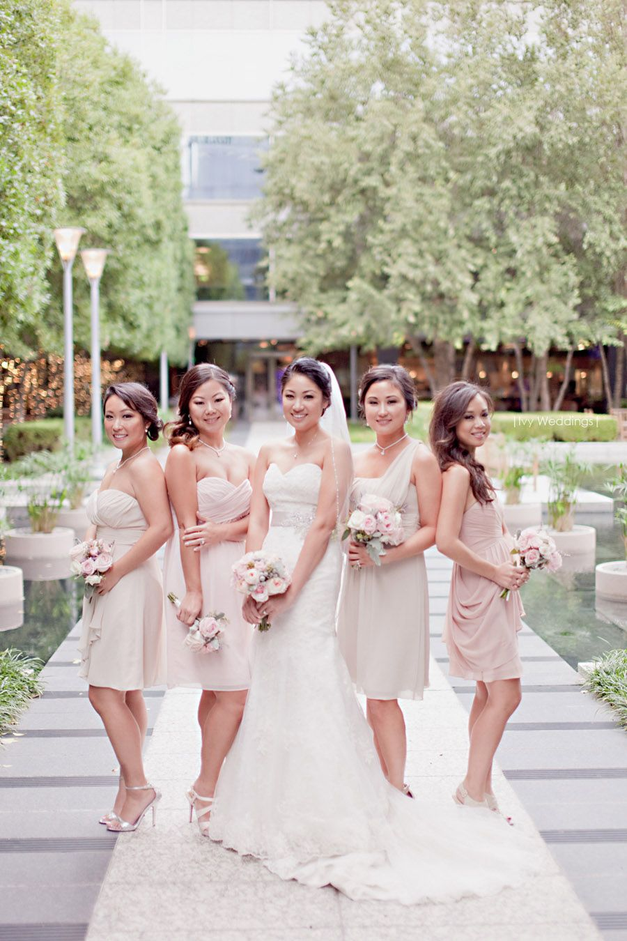 Mix matched bridesmaids dresses bridesmaid dresses pinterest mix matched bridesmaids dresses ombrellifo Image collections