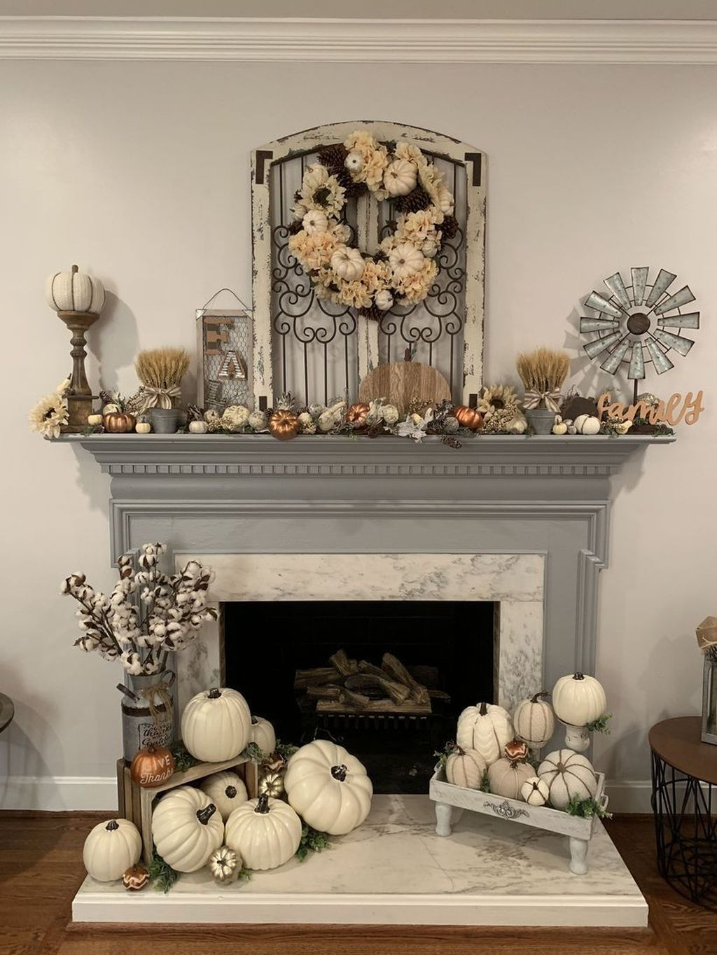 Photo of 48 Nice Fireplace Decor Ideas Best For Wintertime