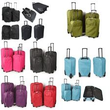 Extra Light Large Medium Small Cabin Travel Trolley Luggage ...