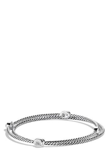 David Yurman 'Color Classics' Bangles with Stones (Set of 2) | Nordstrom