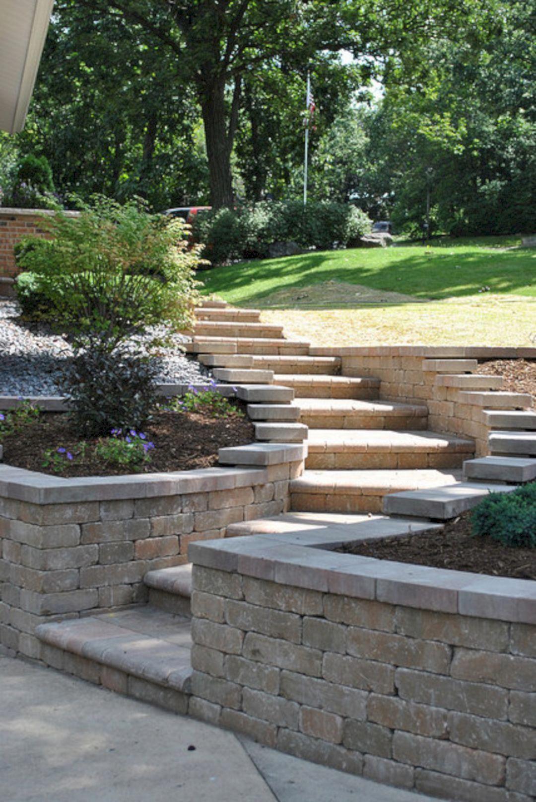 top garden landscape designs #gardenlandscapedesignideas ...