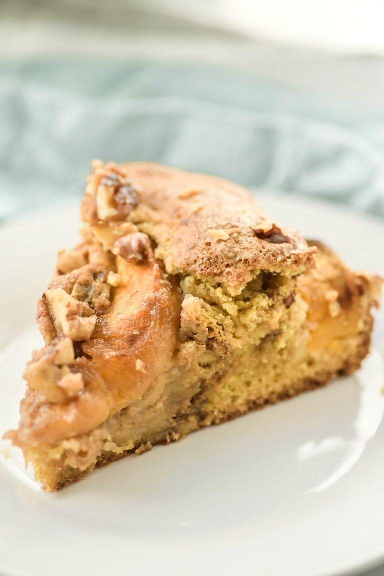 Ina gartens fresh peach cake peach cake savoury cake
